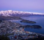 Queenstown Aerial Winter Views 2008 14